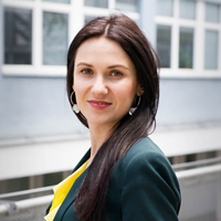 Lesia Gorovenko - Chief Specialist - First Residence
