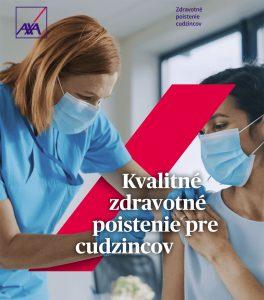 AXA Kvalitné zdravotné poistenie pre cudzincov